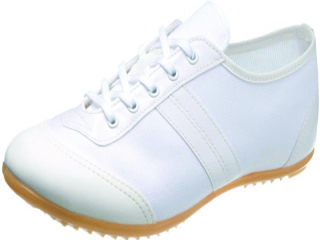 InStep Shoes - White