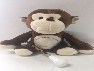 Monkey Bear With 10 Inch Baton